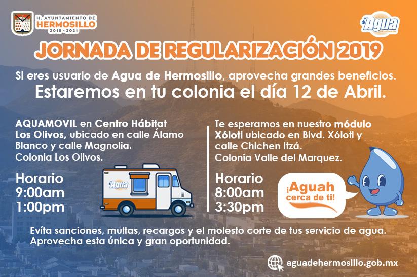 Agua De Hermosillo Boletín 99 Agua De Hermosillo Informa